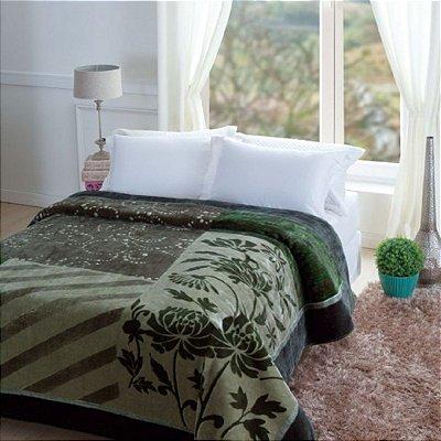 Cobertor Casal Rachel Estampado Jolitex - Tuily