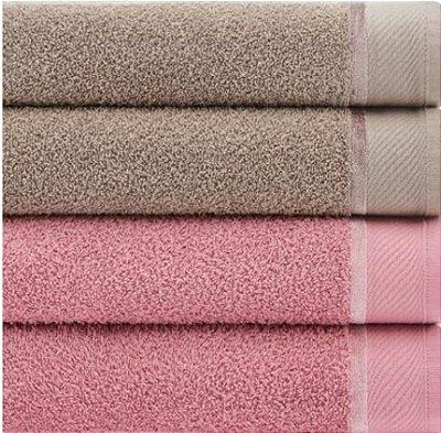 Toalha de Banho Eleganz 100% Algodão - Várias Cores
