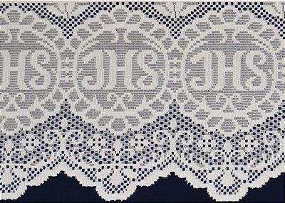 Renda Litúrgica JHS 5 m x 30 cm largura - (16330)