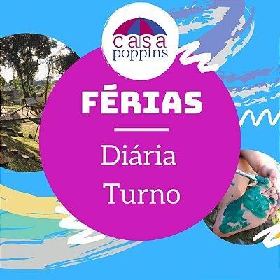URCA - Diária meio período - Colônia de Férias - Verão 2019/20