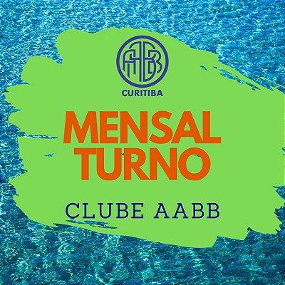 AABB - Mensal meio período - Colônia de férias - Verão 2019/20
