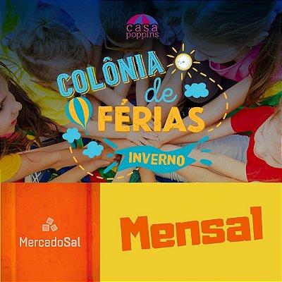Mercado SAL - Mensal - Colônia de Inverno 2019