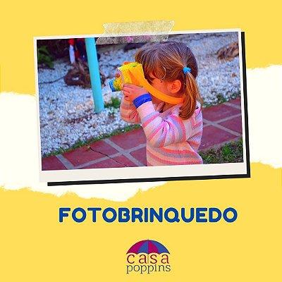 Câmera Fotobrinquedo