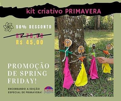 KITS ESPECIAL PRIMAVERA: SPRING FRIDAY DESCONTO