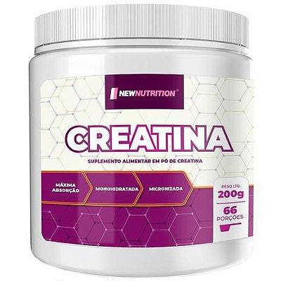 Creatina 200g New Nutrition