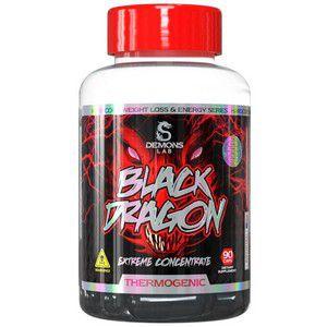 Black Dragon Demon Labs 90 cápsulas