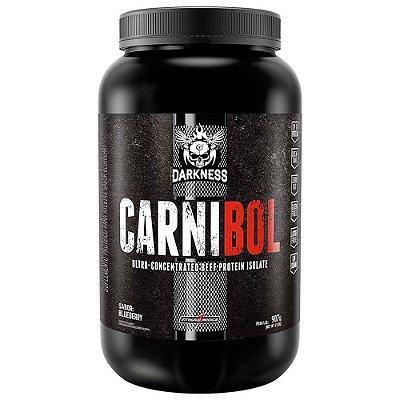 Carnibol 900g Darkness - Integralmédia