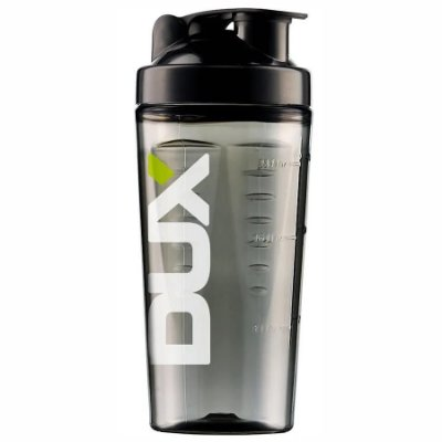 Coqueteleira Preta - Dux Nutrition