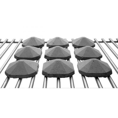 Carvão Diamante Char-Broil (SÓ PEDRA)