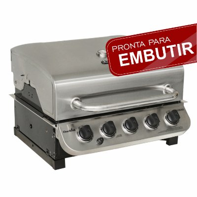 Churrasqueira Char-Broil Advantage 5Q - EMBUTIR (E5)