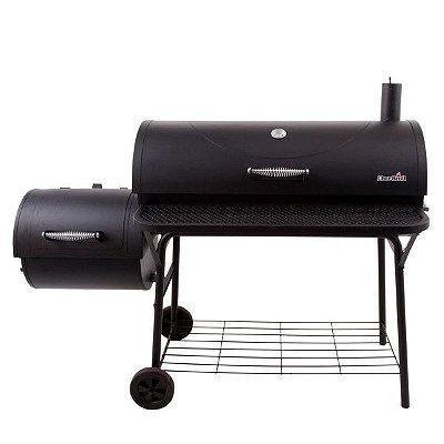 Char-Broil SMOKER OFFSET 1280 - Churrasqueira a Carvão / defumador
