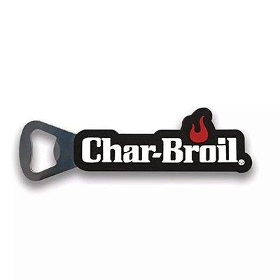 Abridor de garrafas com logo Char-Broil