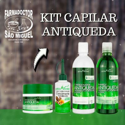 KIT CAPILAR ANTIQUEDA
