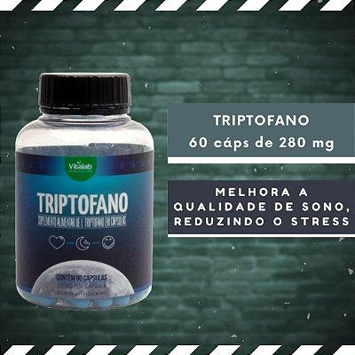 TRIPTOFANO - 60 Cáps 280 mg