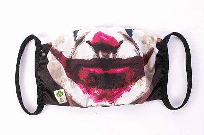 Máscara duplo tecido EcoModas - Referência 07