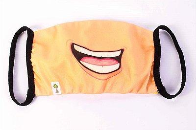 Máscara de duplo tecido EcoModas - Referência 25