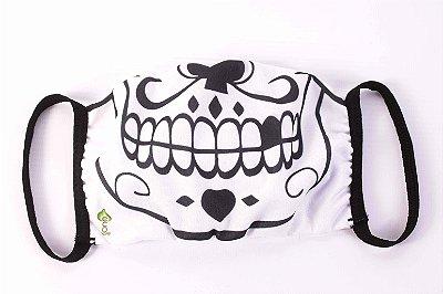 Máscara de duplo tecido EcoModas - Referência 68