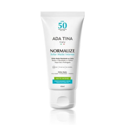 Normalize™ Matte |100% Redução de Oleosidade e Brilho - AdaTina