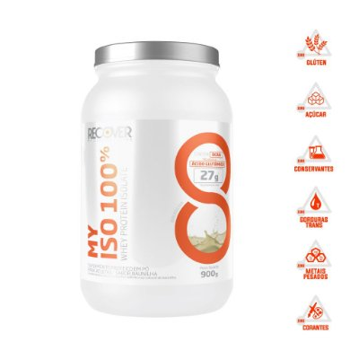 My ISO 100% | Whey Protein Isolate - RECOVER