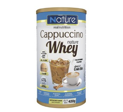 Cappuccino Nature Whey 420g
