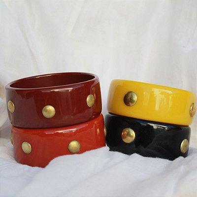 Bracelete resina G pinos