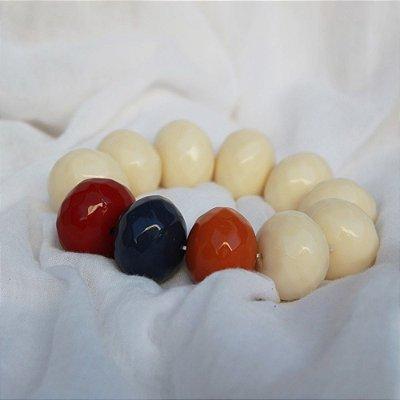 Pulseira maxi bolas