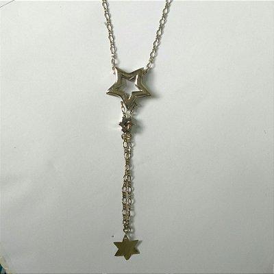 Gravatinha estrela