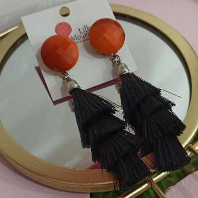 Brinco tassel COLOR