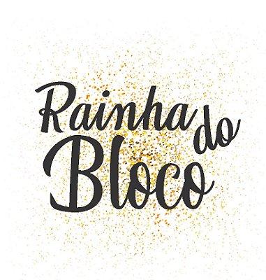 Flahs tattoo - Rainha do Bloco