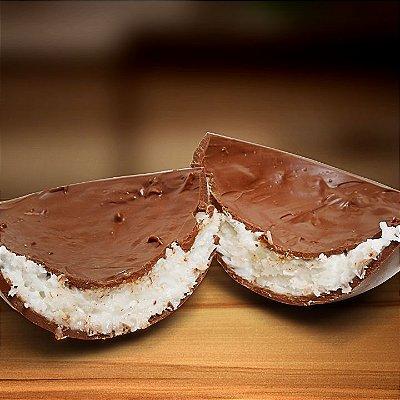 Ovos de Páscoa de Chocolate recheado com Prestígio