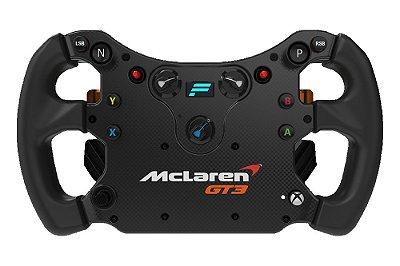 Volante Fanatec CSL Elite McLaren GT3 Com Quick Release
