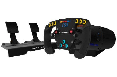 Bundle Fanatec CSL Elite F1® Set - officially licensed for PS4/PS5