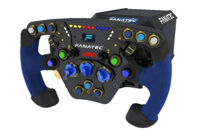 Bundle Fanatec Podium Racing Wheel F1 PC/PS4/PS5 20Nm