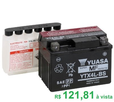 YTX4L-BS Yuasa