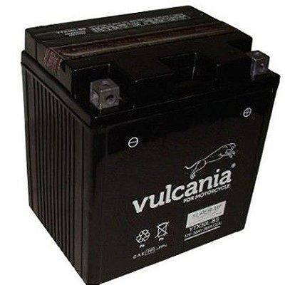 Bateria Vulcania YTX30L-BS |12V - 30Ah| Harley Davidson 1450 / 1580 Touring