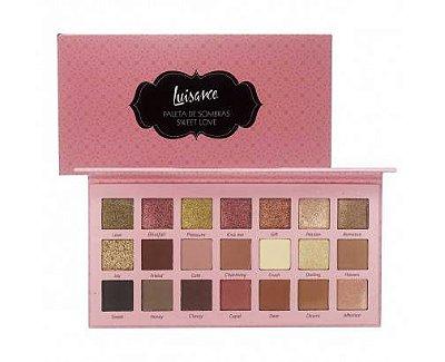 Paleta de Sombras Sweet Love - Luisance