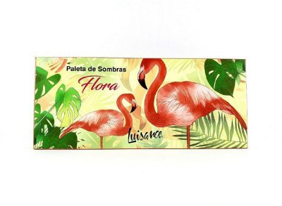Paleta de Sombras - Flora - Luisance