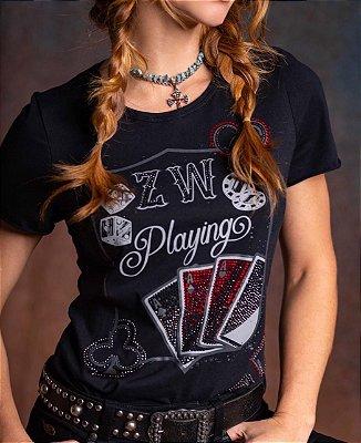 T Shirt Zenz western - Billions