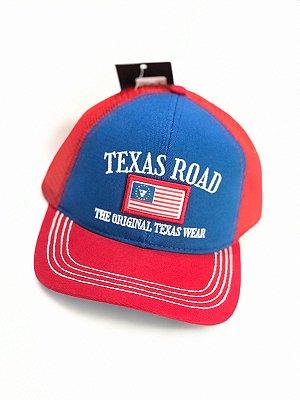 Boné Texas Road