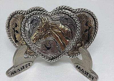 Fivela Três Corações Horse