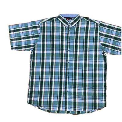 Camisa Classic Azul EXG