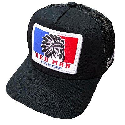 Boné Red Man American Indians