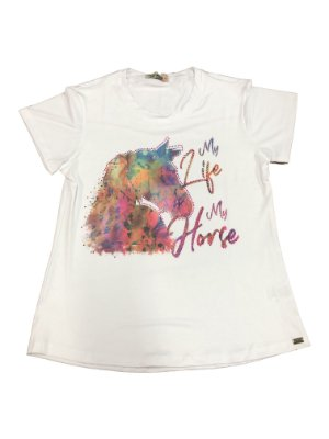 T-SHIRT MISS COUNTRY TEE HOPE