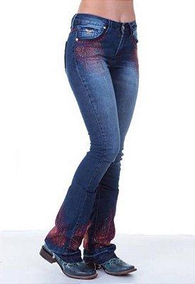 Calça Zenz Western - Jeans On Fire