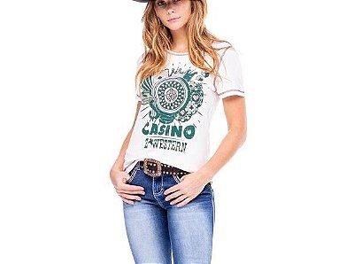 T - Shirt Zenz Western - Poker