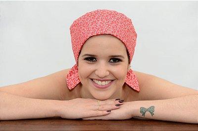 Lenço Quimioterapia Chapéu Vermelho