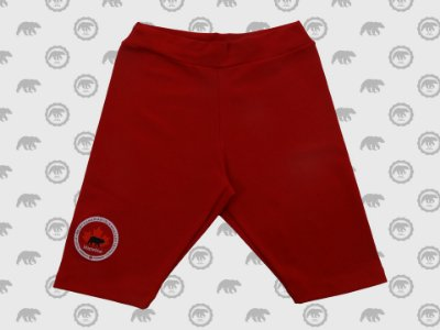 Bermuda Ciclista Feminina Fundamental Uniforme Maple Bear
