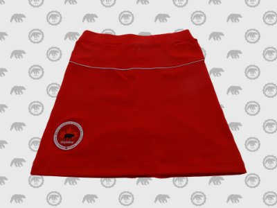 Short Saia Feminino Fundamental Uniforme Maple Bear