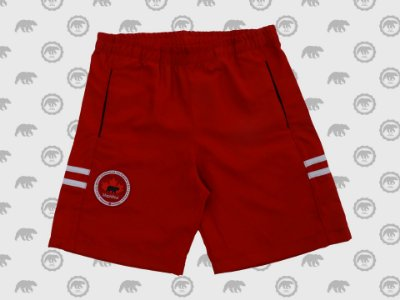 Short Masculino Microfibra Fundamental Uniforme Maple Bear