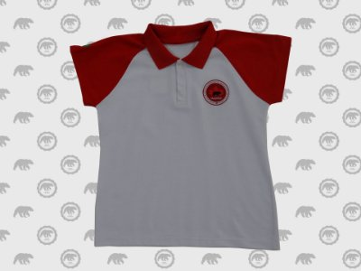 Polo Feminina Fundamental Uniforme Maple Bear
